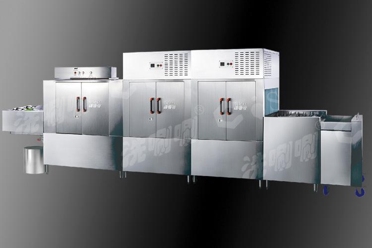 履带式清洗消毒全自动超声波洗碗机SUP36F10D06